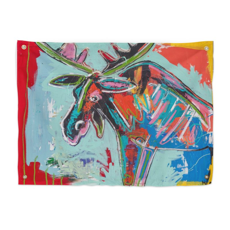 He was a healer. And full of gossip. Home Tapestry by stobo's Artist Shop
