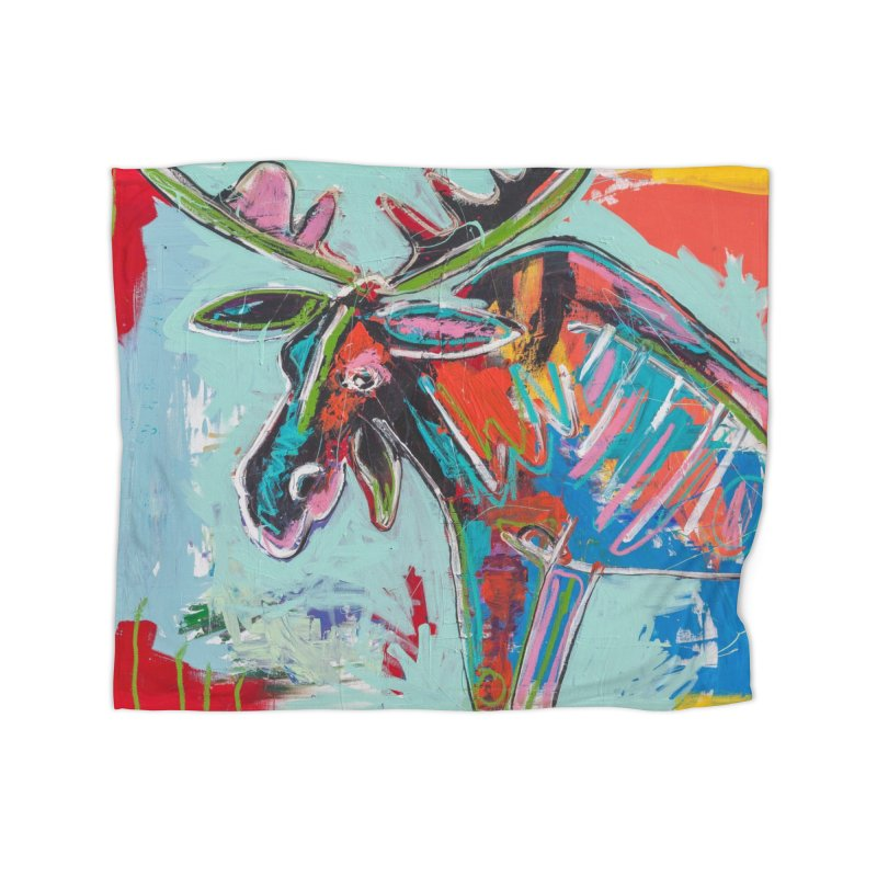 He was a healer. And full of gossip. Home Blanket by stobo's Artist Shop