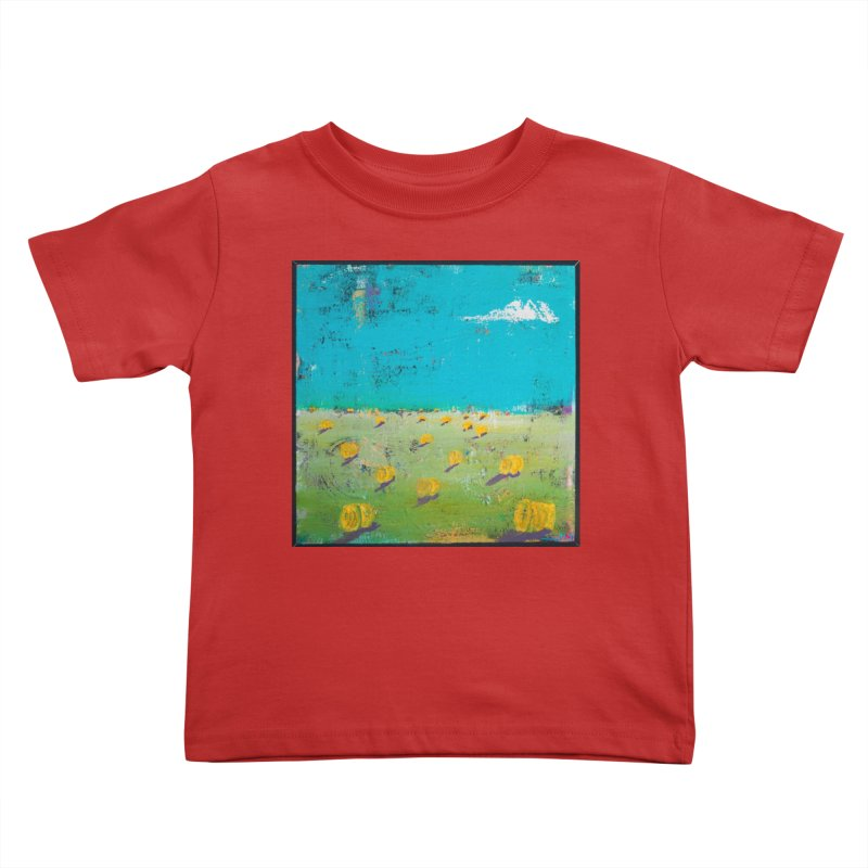 Alberta, I love you. Kids Toddler T-Shirt by stobo's Artist Shop
