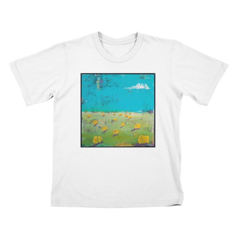 Alberta, I love you. Kids T-Shirt by stobo's Artist Shop