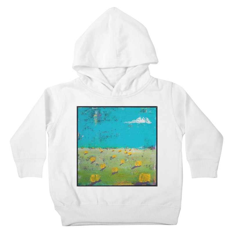 Alberta, I love you. Kids Toddler Pullover Hoody by stobo's Artist Shop