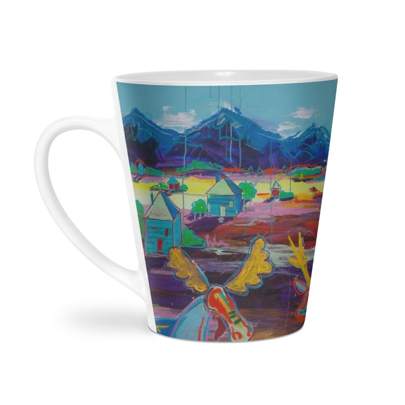 wild things grow Accessories Latte Mug by stobo's Artist Shop