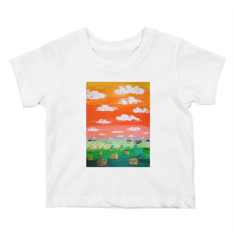 The kids would tell them all their stories and they were always a blast on special occasions. Kids Baby T-Shirt by stobo's Artist Shop
