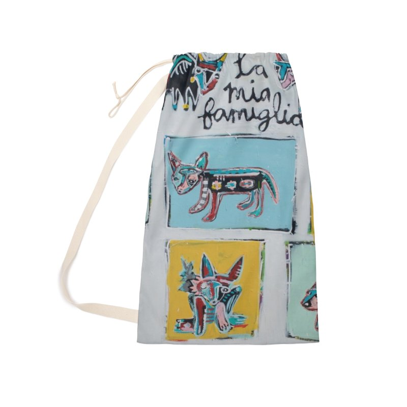 my familia Accessories Laundry Bag Bag by stobo's Artist Shop