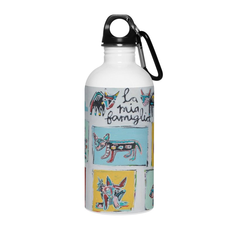 my familia Accessories Water Bottle by stobo's Artist Shop