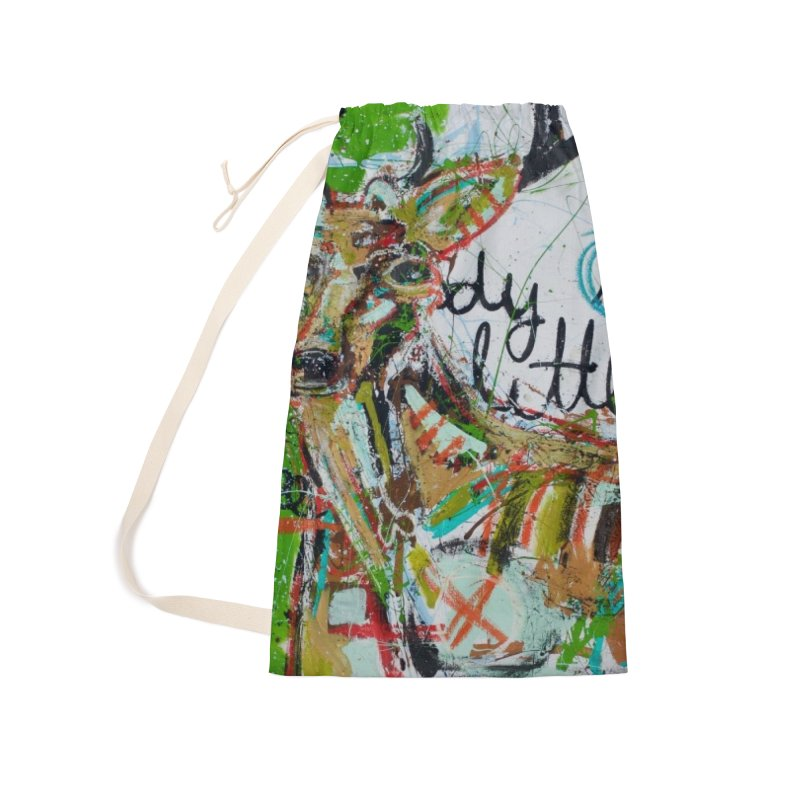 oh dear Accessories Laundry Bag Bag by stobo's Artist Shop