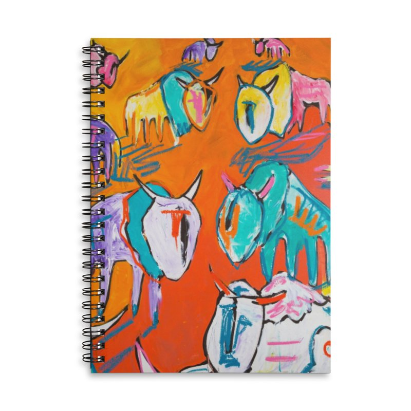 they were family Accessories Notebook by stobo's Artist Shop