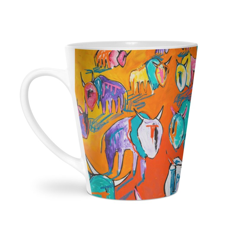 they were family Accessories Latte Mug by stobo's Artist Shop