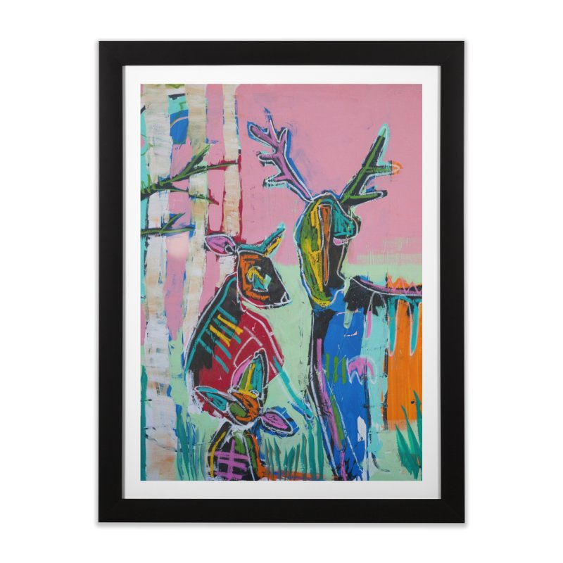 home Home Framed Fine Art Print by stobo's Artist Shop