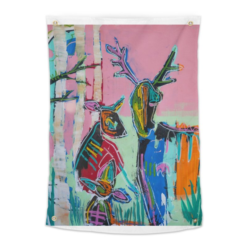home Home Tapestry by stobo's Artist Shop