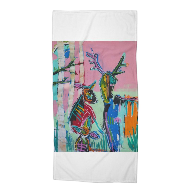 home Accessories Beach Towel by stobo's Artist Shop