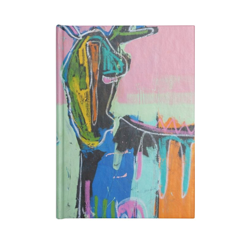 home Accessories Notebook by stobo's Artist Shop