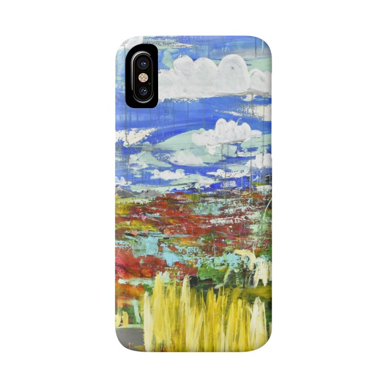 the tractor Accessories Phone Case by stobo's Artist Shop
