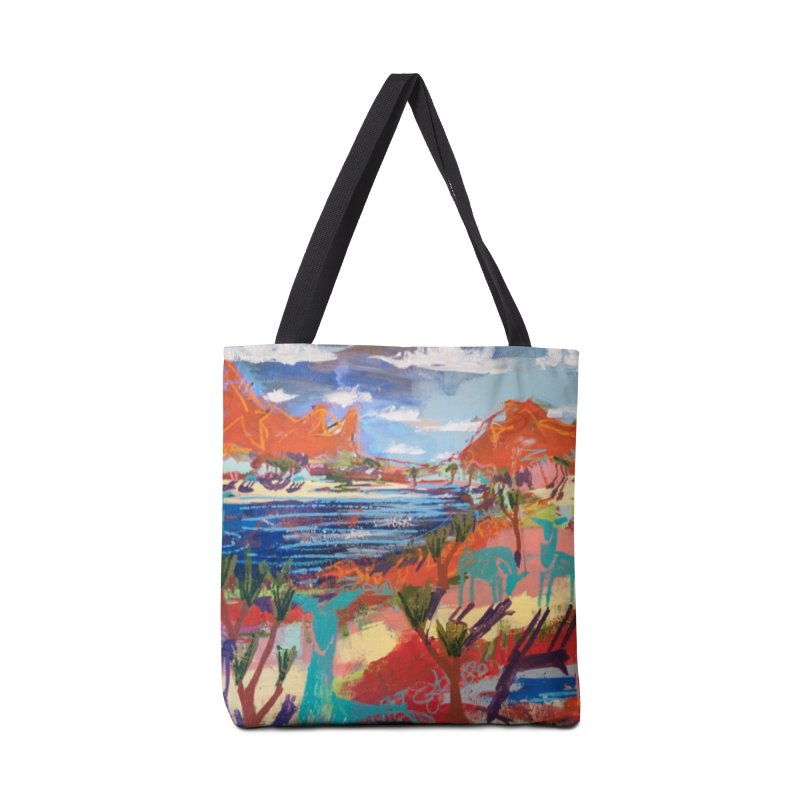 taking a dip and reading books Accessories Tote Bag Bag by stobo's Artist Shop