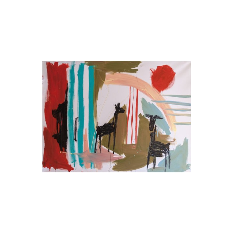 wild Home Blanket by stobo's Artist Shop
