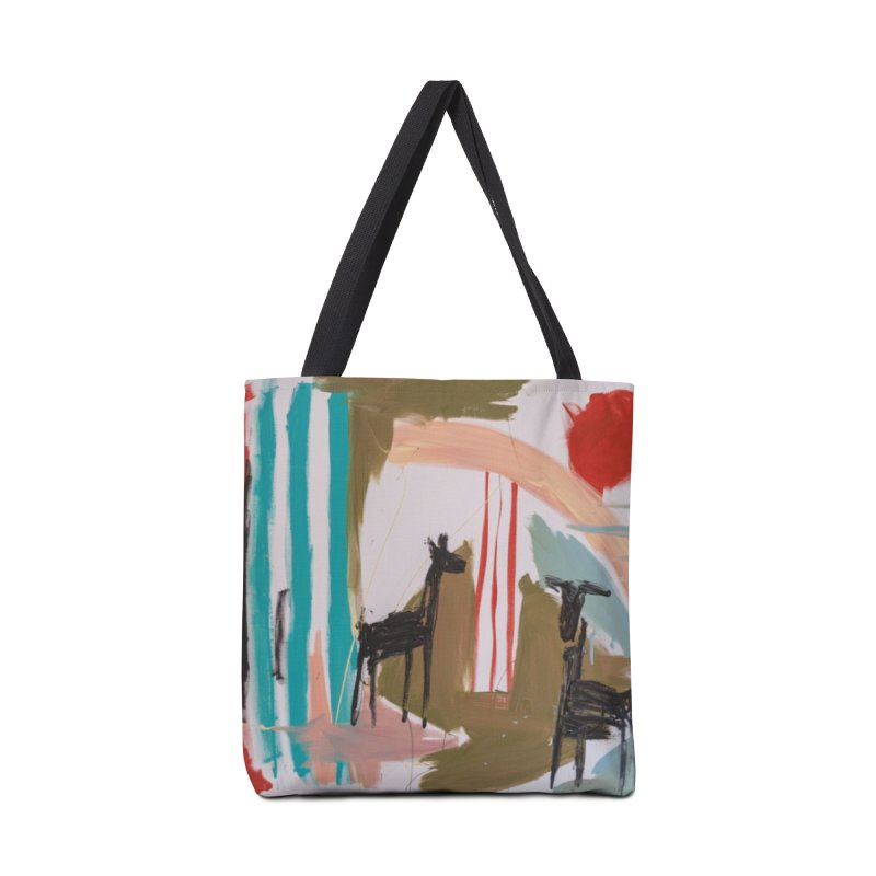 wild Accessories Tote Bag Bag by stobo's Artist Shop