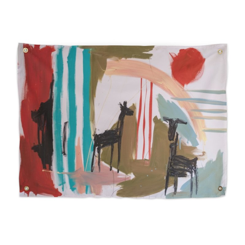 wild Home Tapestry by stobo's Artist Shop