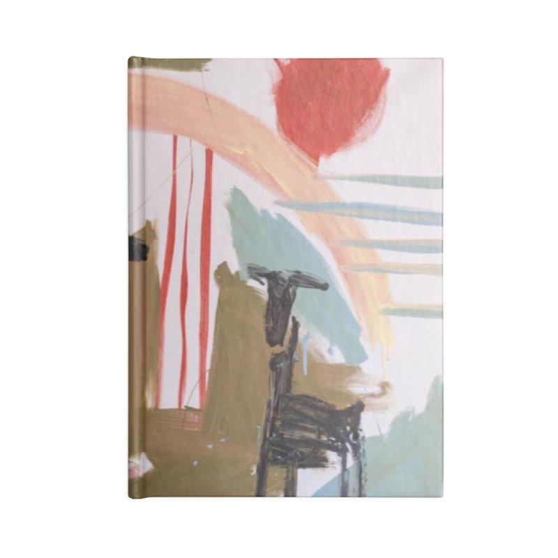 wild Accessories Blank Journal Notebook by stobo's Artist Shop