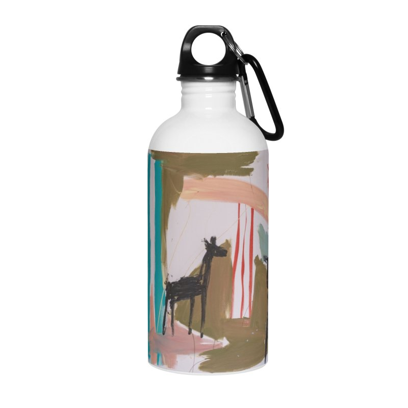 wild Accessories Water Bottle by stobo's Artist Shop