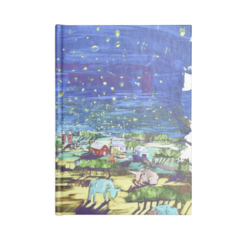 making wishes for you and me Accessories Lined Journal Notebook by stobo's Artist Shop