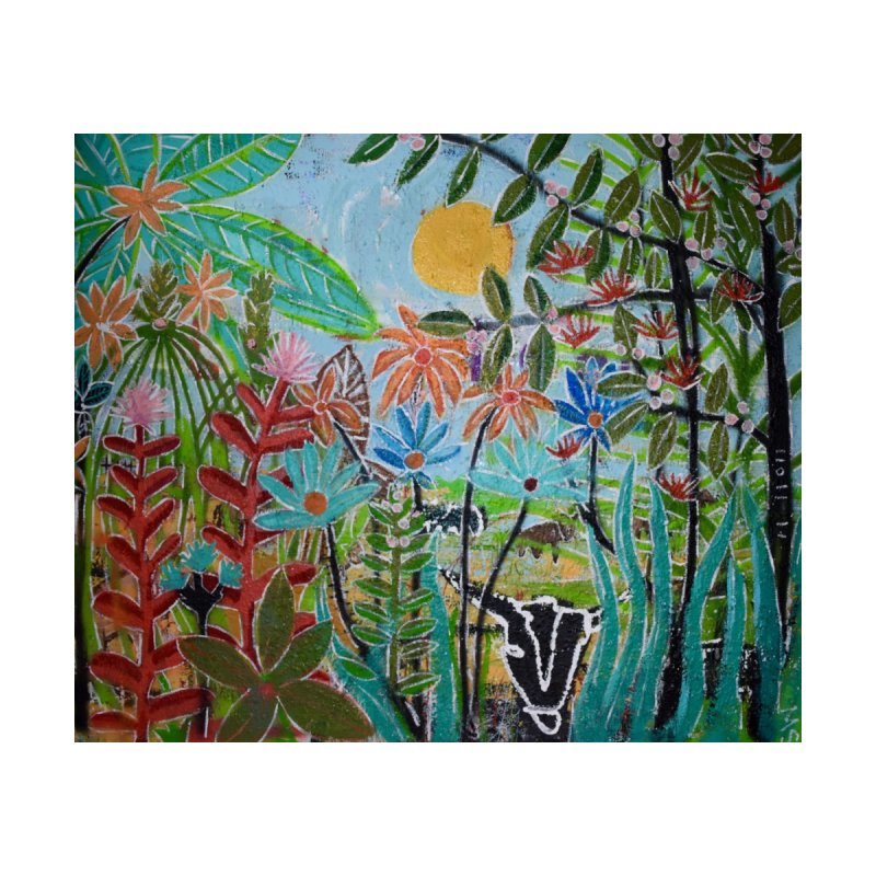 The jungle took me and taught me all the right things by stobo's Artist Shop