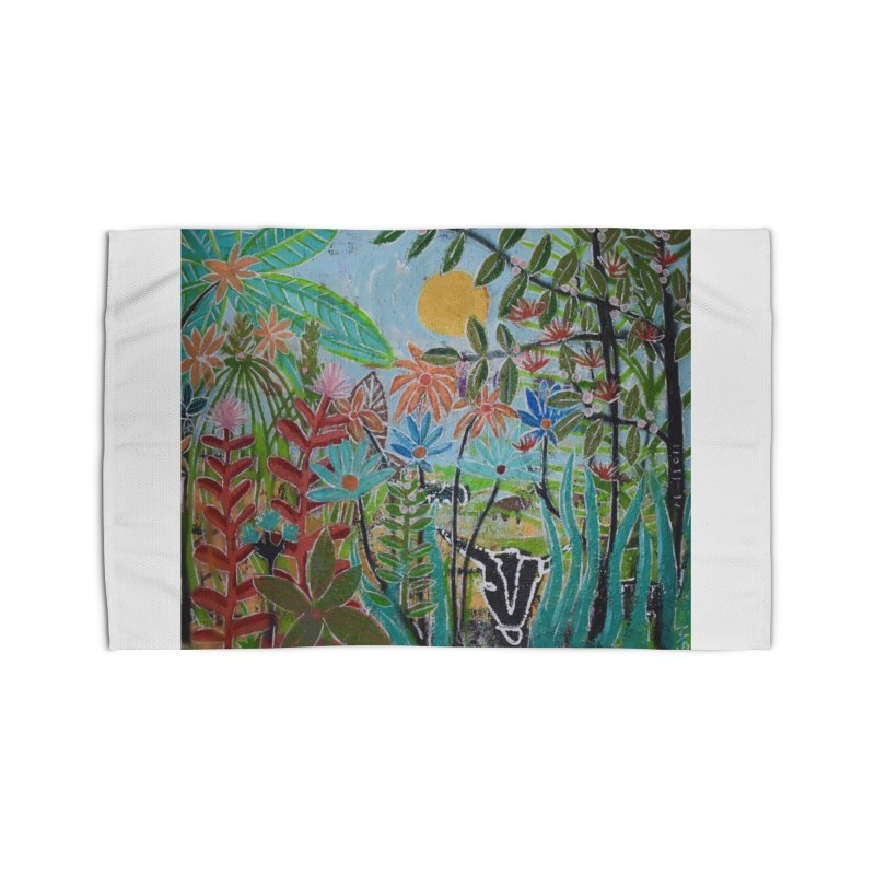 The jungle took me and taught me all the right things Home Rug by stobo's Artist Shop