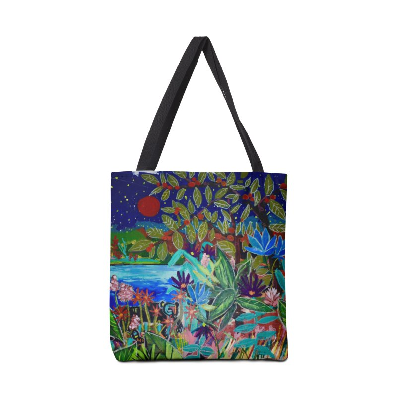 this is where i found your heart. Accessories Bag by stobo's Artist Shop