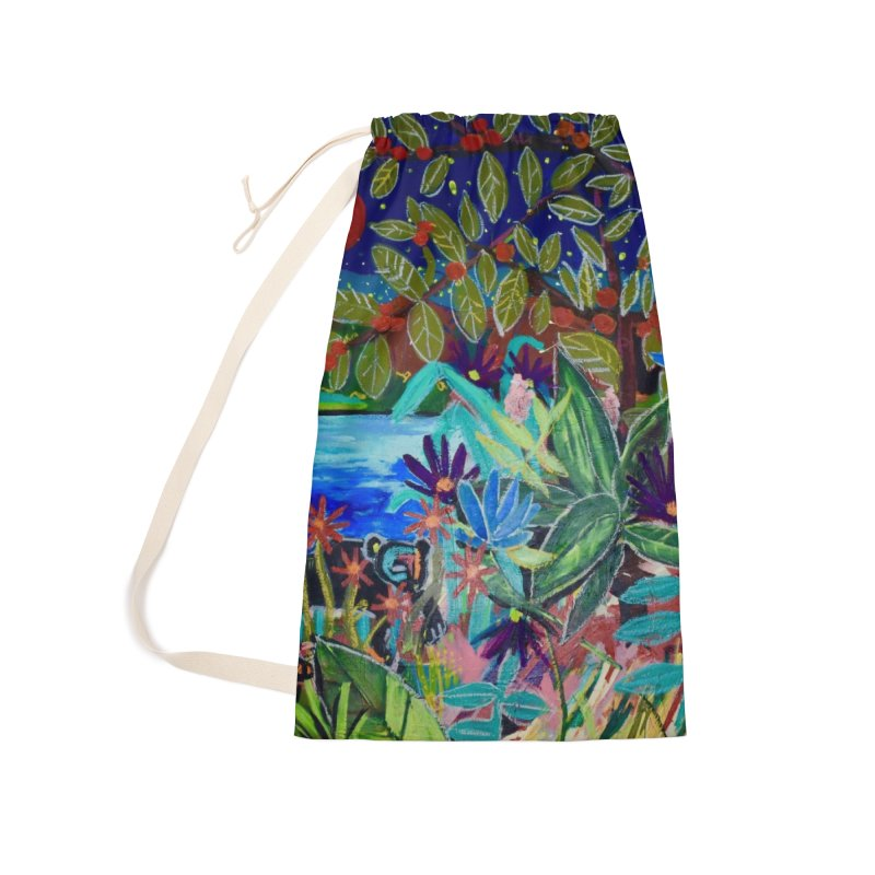 this is where i found your heart. Accessories Laundry Bag Bag by stobo's Artist Shop