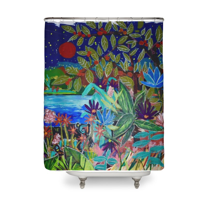 this is where i found your heart. Home Shower Curtain by stobo's Artist Shop