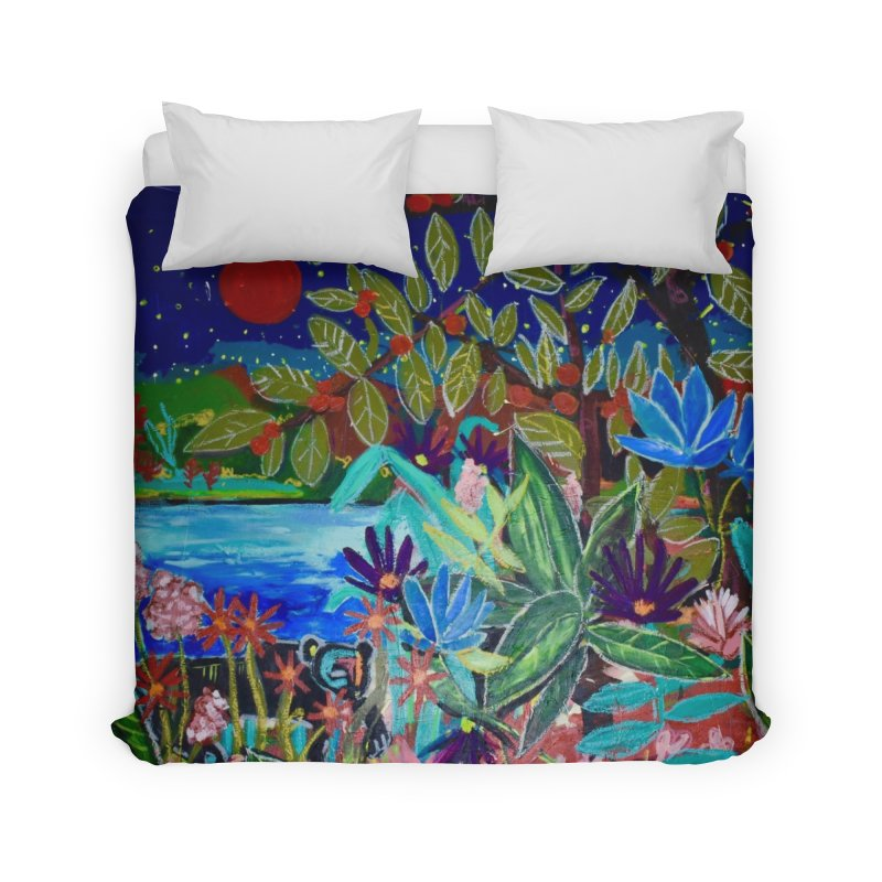 this is where i found your heart. Home Duvet by stobo's Artist Shop