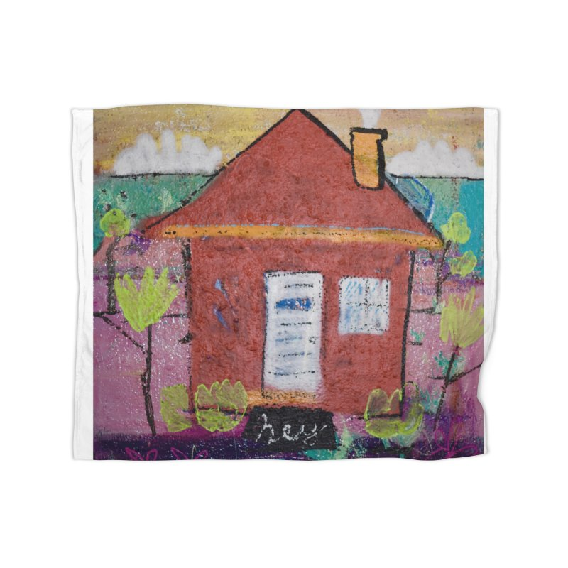 Take me home. Home Fleece Blanket Blanket by stobo's Artist Shop