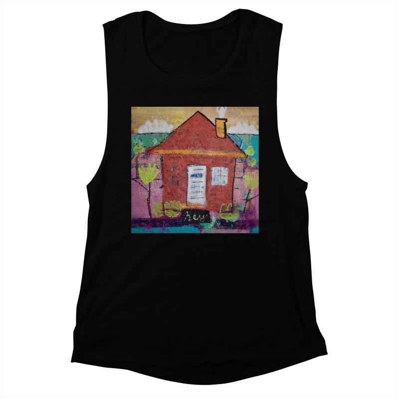 Take me home. Women's Muscle Tank by stobo's Artist Shop