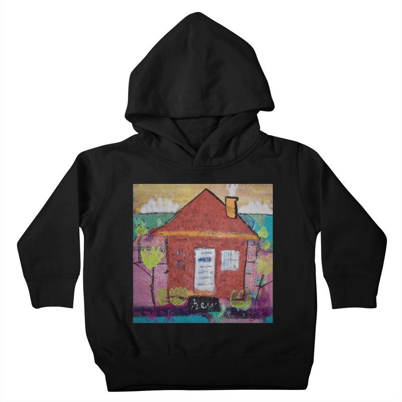 Take me home. Kids Toddler Pullover Hoody by stobo's Artist Shop