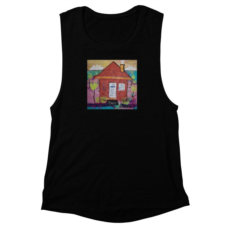 Take me home. Women's Muscle Tank by stobo's Artist Shop