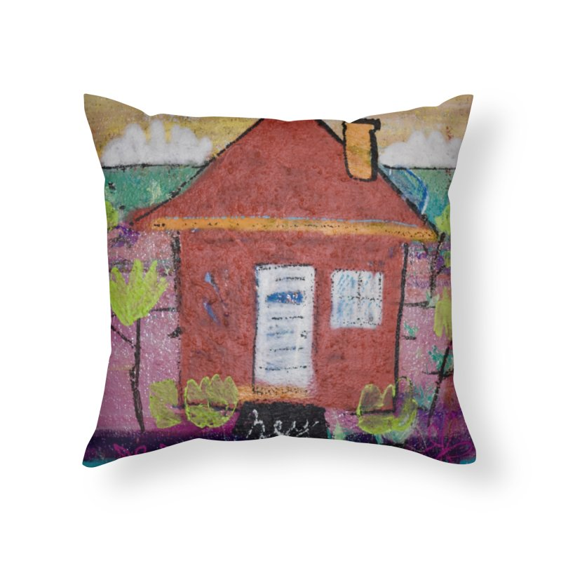 Take me home. Home Throw Pillow by stobo's Artist Shop