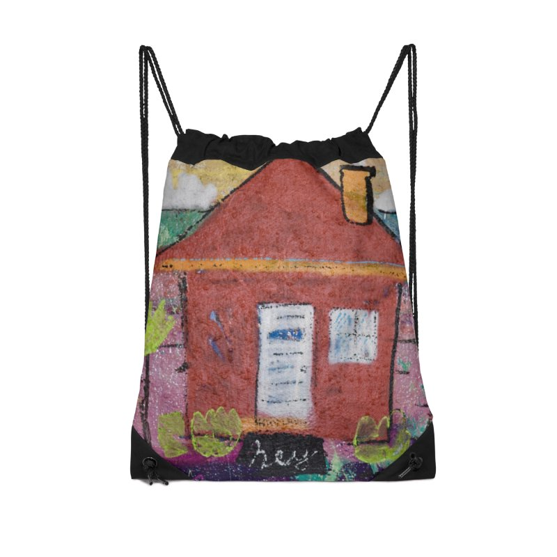 Take me home. Accessories Drawstring Bag Bag by stobo's Artist Shop