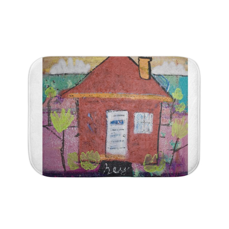 Take me home. Home Bath Mat by stobo's Artist Shop