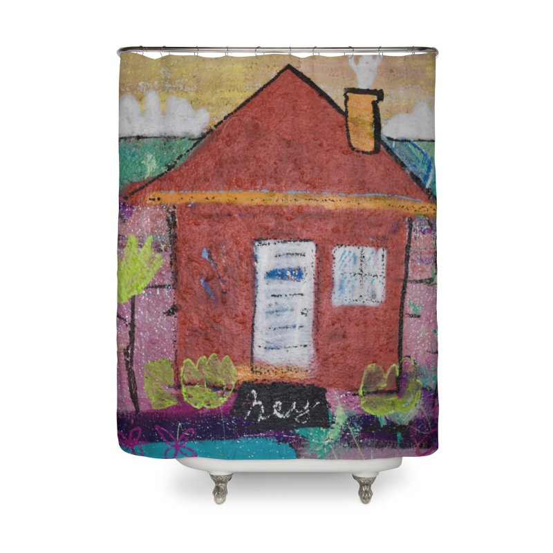 Take me home. Home Shower Curtain by stobo's Artist Shop