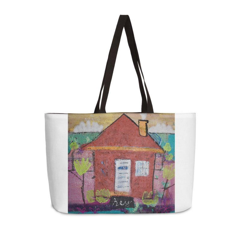 Take me home. Accessories Weekender Bag Bag by stobo's Artist Shop