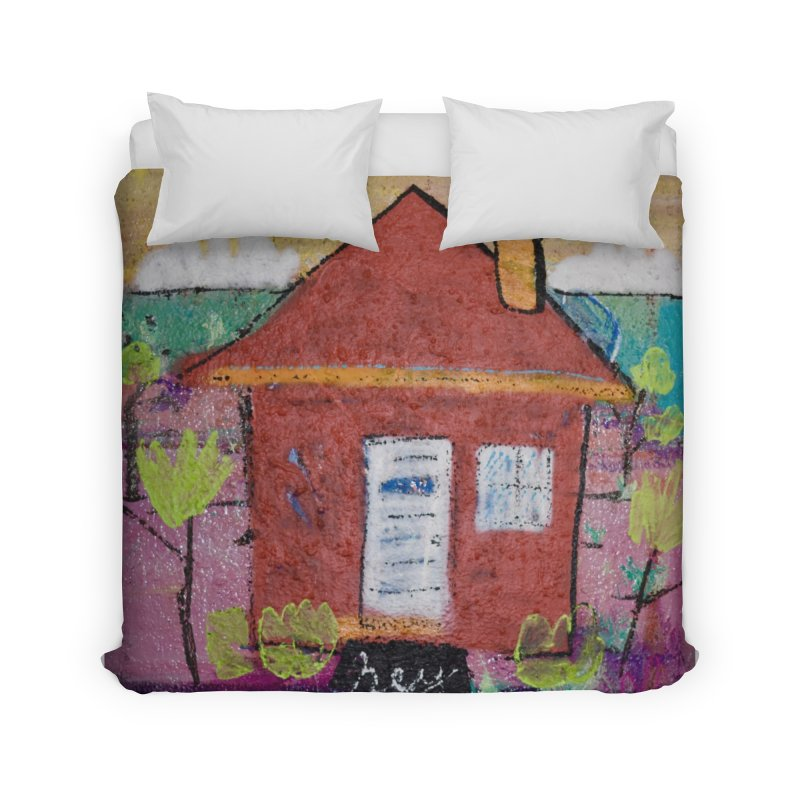 Take me home. Home Duvet by stobo's Artist Shop