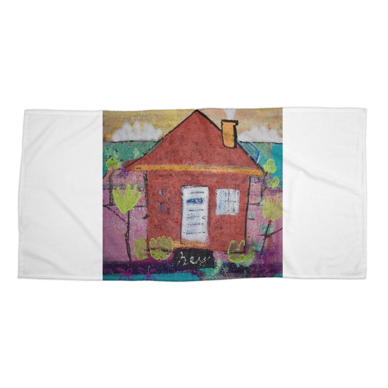 Take me home. Accessories Beach Towel by stobo's Artist Shop