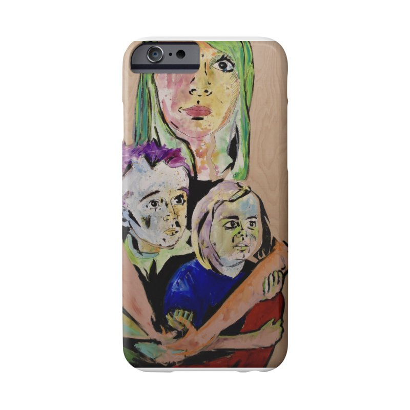Momma rules all hearts. Accessories Phone Case by stobo's Artist Shop
