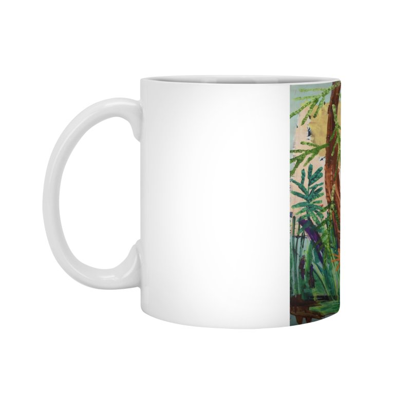 The bravest of hearts grew from here. Accessories Mug by stobo's Artist Shop