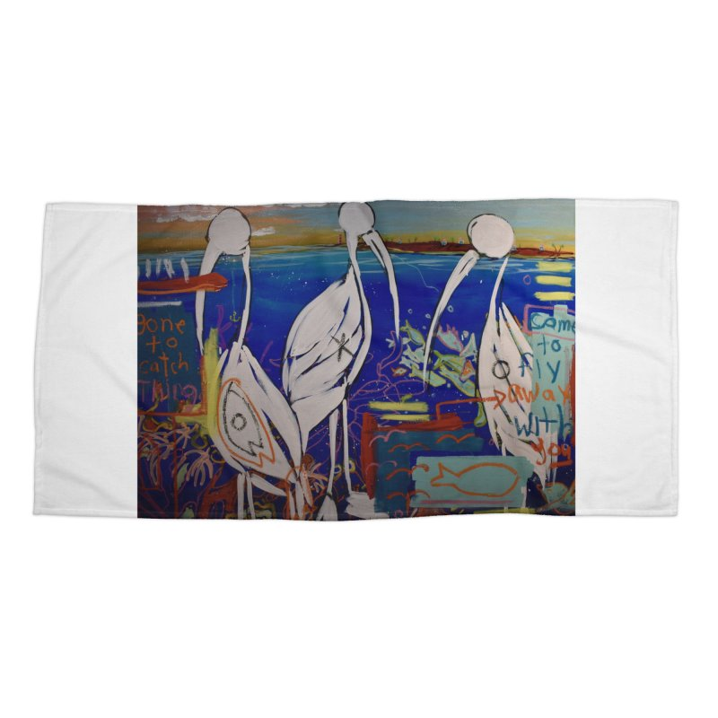 Edna, Mary and Grace. Accessories Beach Towel by stobo's Artist Shop
