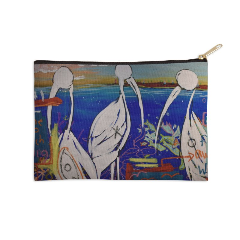 Edna, Mary and Grace. Accessories Zip Pouch by stobo's Artist Shop