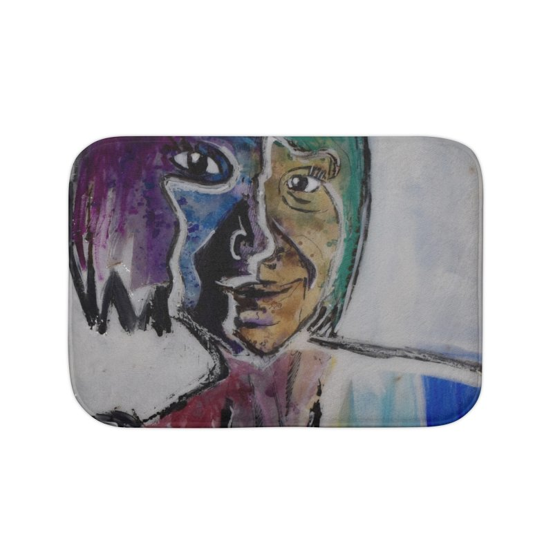 your best Home Bath Mat by stobo's Artist Shop