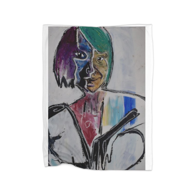 your best Home Fleece Blanket Blanket by stobo's Artist Shop