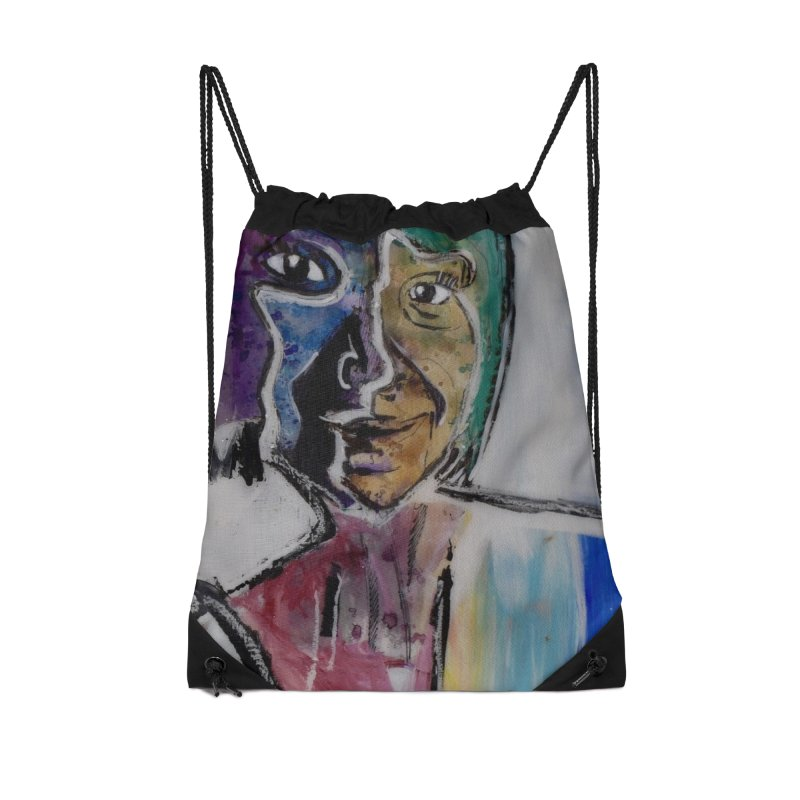 your best Accessories Drawstring Bag Bag by stobo's Artist Shop