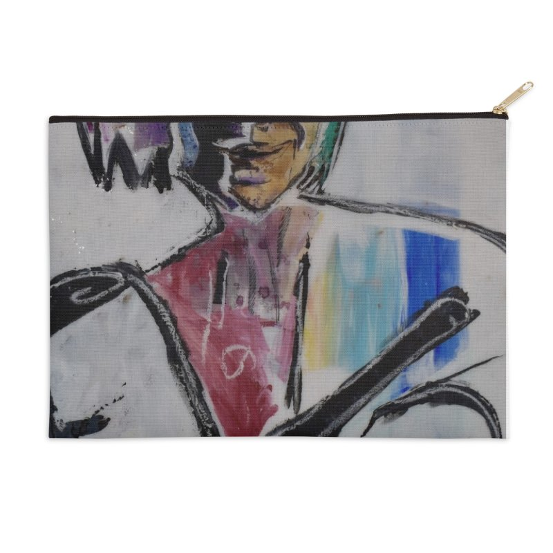 your best Accessories Zip Pouch by stobo's Artist Shop