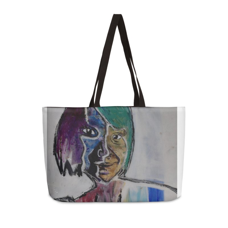 your best Accessories Weekender Bag Bag by stobo's Artist Shop